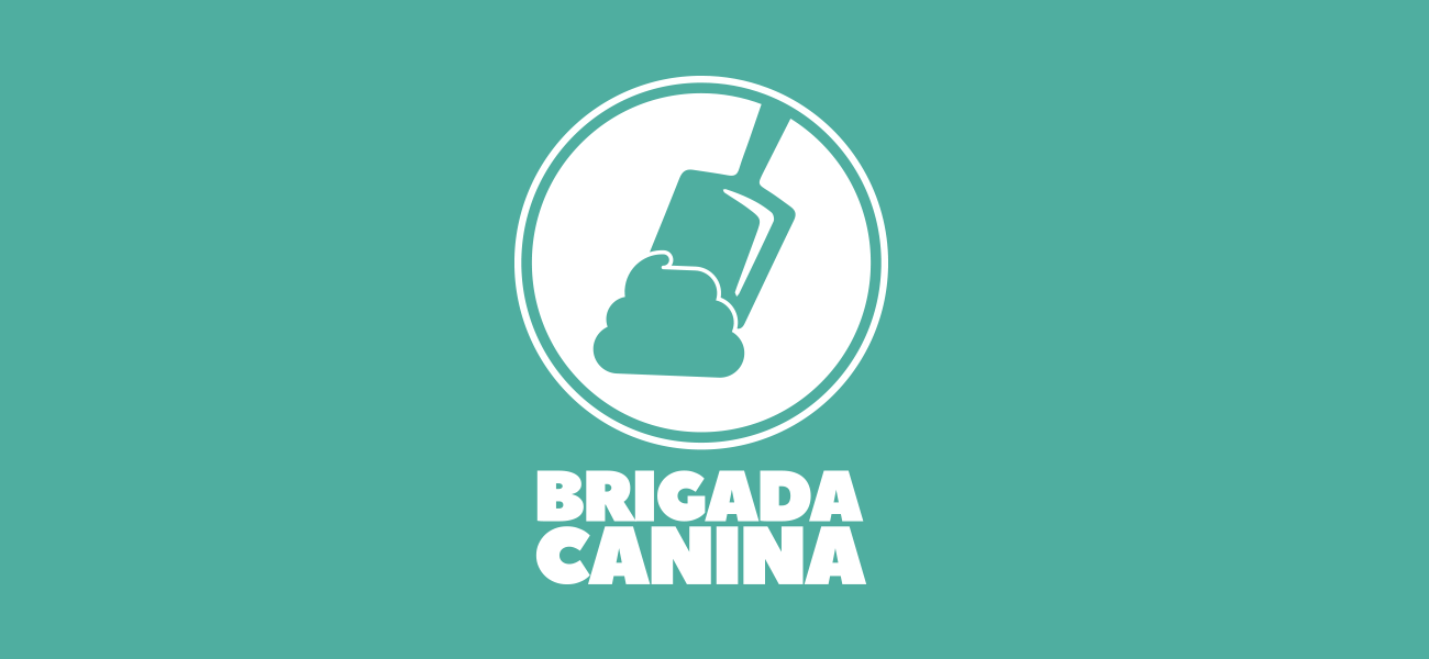 Logo brigada canina