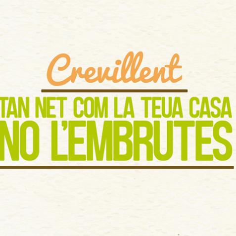 Logo campaña Crevillente